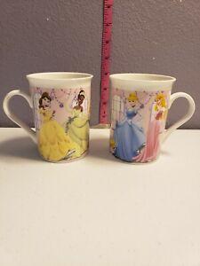 2012 frankford candy Disney princess coffee mug Set