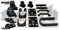 "Ford F150 Lowering Kit 2015 - 2017 2"" Front 4"" Rear Drop McGaughys - 70039"