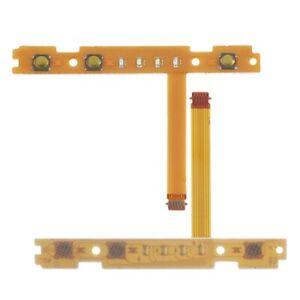 Flex Cable SR SL Button Flex Cable Part Replacement for Switch Game Console