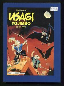 Usagi Yojimbo Book 5 Lone Goat & Kid Signed Limited Edition w/Sketch  587/1000