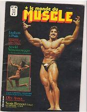 Le Monde Du MUSCLE #26 bodybuilding magazine/Samir Bannout 6-80 (Fr)