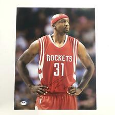 Jason Terry signed 11x14 photo PSA/DNA Houston Rockets Autographed