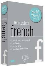 Masterclass French (Learn French with the Michel Thomas Method) by Michel Thomas (CD-Audio, 2011)