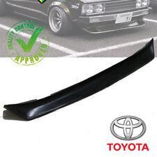 Toyota Corolla KE70 KE30 TE71 Front Bumper Chin Spoiler Lip Air Dam Spoiler JDM