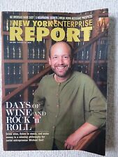 New York Enterprise Report Magazine July 2010 Michael Dorf Wine & Rock n' Roll