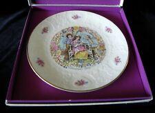 Royal Doulton Valentine'S Day 1978 Plate My Valentine - In Box