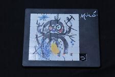 Schiebepuzzle, Schiebespiel, Miró, Der Autofahrer mit Schnurrbart 802992