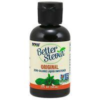 NOW Foods BetterStevia Liquid, Original, 2 oz
