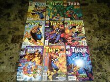 Thor 1 2 3 4 5 6 7 8 9 Nm/M to Nm 9.8 to 9.4 1998 Spider-Man Hercules Namor Hela