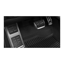 Original Audi A1 S1 Sportback Fußstütze Pedalkappen Edelstahl Tuning Automatik