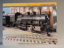 K LINE BY LIONEL 2007 VOLUME 2 TRAIN CATALOG book manual publication ad kline O
