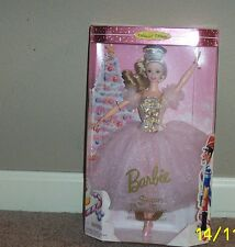 Barbie as the Sugar Plum Fairy in the Nutcracker