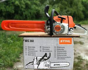 "Stihl MS 260 40 cm 16"" 0.325  Professional saw"
