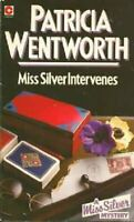 Miss Silver Intervenes (Coronet Books) by Wentworth, Patricia Paperback Book The