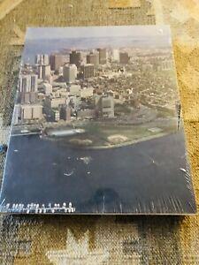 VTG 1981 Sealed Boston Skyline Puzzle 550 Pcs Great American Puzzle Factory NIB