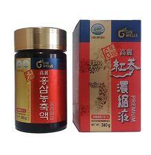 ILHWA Korean 6Jahre Roter Ginseng Konzentrierte Extrakt PREMIUM 240g, IL HWA
