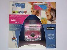 Pink ultra-hd 2 mégapixels webcam usb 2.0 pour pc / ordinateur portable avec clip pour windows / mac / linux
