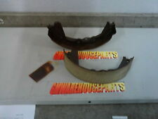 2011-2014 SILVERADO 2500 3500 REAR PARKING BRAKE SHOE NEW GM  #  22937747