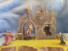 Arch Roman Ruins Terrain Warhammer Frostgrave 28mm 40K Wargame 25mm LOTR RPG
