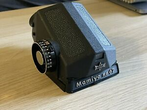 Mamiya RB67 CDS Prism Finder for Mamiya RB 67 Cameras in Excellent Condition