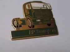 Pin's pétrole - carburant / BP - transport (camion EGF)