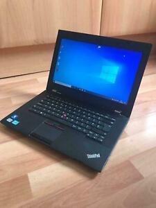 14'' LENOVO ThinkPad L430 *Core i5-3210M 3.10GHz *8GB *128SSD *Win10*Office2019