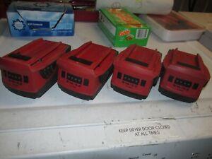 Hilti B 18/5.2 Ah Li-ion Battery Pack 21.6v  LOT FOUR  &  NICE  (516)