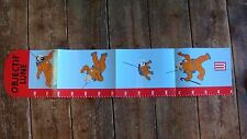 Herge Tintin Lune Toise Lu 1994