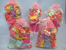 Littlest Pet Shop Lot of 65 Random LPS Polly Pocket & Other Dollhouse Pcs