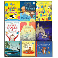 Julia Donaldson Collection 10 Books Set Children Popular Story Set NEW Pack