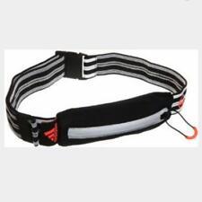 adidas Media Run Belt Running Pouch Black White  S171