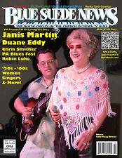BLUE SUEDE 98  Janis Martin, Duane Eddy, Robin Luke, Chris Smither, & more!