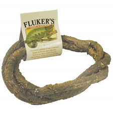 "FLUKER BEND A BRANCH SMALL REPTILE SNAKE 1/8"" BY 6 FOOT FREE SHIP TO USA ONLY"