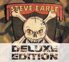 Copperhead Road [Digipak] by Steve Earle (CD, Jun-2008, 2 Discs, Geffen)
