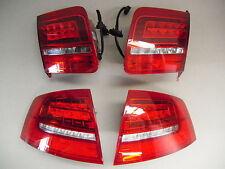 AUDI ORIGINAL A8 S8 4E D3 LED Rückleuchten Satz vom Audi Partner (4 St)NEU