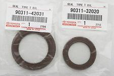 88-05 Toyota Hilux LN106 Genuine Crank & Cam oil seal Landcruiser 2L MK2 3L 5L