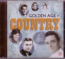 Time Life GOLDEN AGE COUNTRY Wild Sife Life HANK THOMPSON As Seen On TV Rare