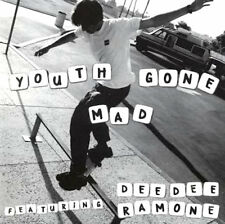 new! YOUTH GONE MAD featuring DEE DEE RAMONE cd White Zombie/Ramones PUNK ROCK