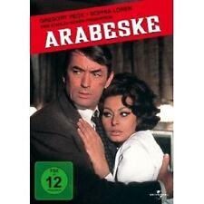 ARABESKE - DVD NEUWARE GREGORY PECK,SOPHIA LOREN,ALAN BADEL