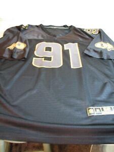 Washington Redskins - Ryan Kerrigan #91 Nike Men's NFL Player Game Jersey XXL