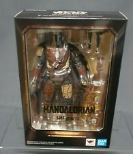 S.H.Figuarts The Mandalorian (STAR WARS: The Mandalorian) Bandai Japan NEW