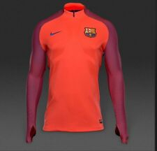 Nike Fc Barcelona Player Issue Aeroswift Training Drill Top Size XXL 808925-672