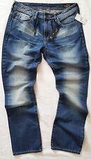 Buffalo David Bitton King Slim Boot Fit Jeans BM16426 Size 33W - 32L