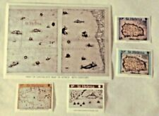 Small British St Helena Lot .Lh to Mnh. 79/352 . sal's stamp store.
