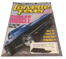 Corvette Fever  Magazine - May 2001