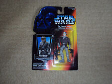 STAR WARS, HOTH HAN SOLO, THE POWER OF THE FORCE, ACTION FIGURE, NEAR MINT