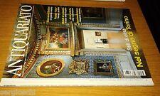 RIVISTA ANTIQUARIATO # 330-2008-BELLINI-MOBILI CRISTALLO-ARMI ANTICHE-TORINO