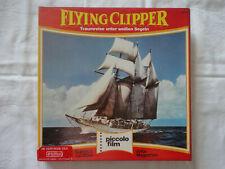 Super 8 Film - Flying Clipper - Traumreise unter weißen Segeln - Color Tonfilm