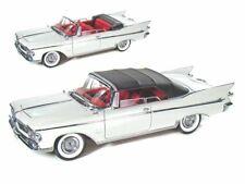 Chrysler Imperial Crown 1961 White 1:18 Model LUCKY DIE CAST