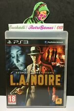 L.A. Noire // Playstation 3 (PS3) - Completo // PAL España - Rockstar